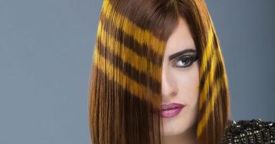Imprinting: colorazione capelli
