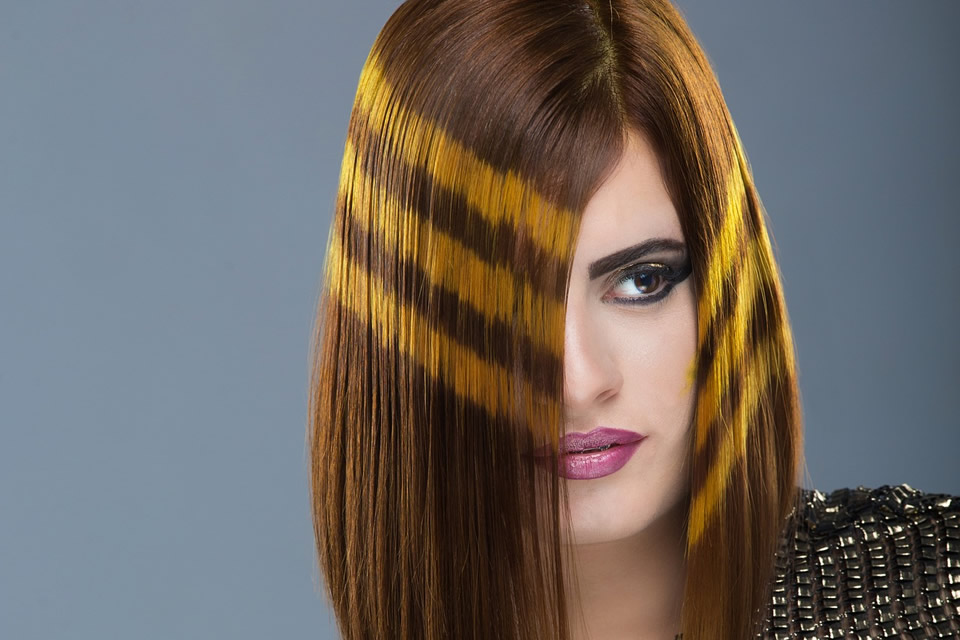Imprinting capelli: la nuova tecnica di colorazione ...