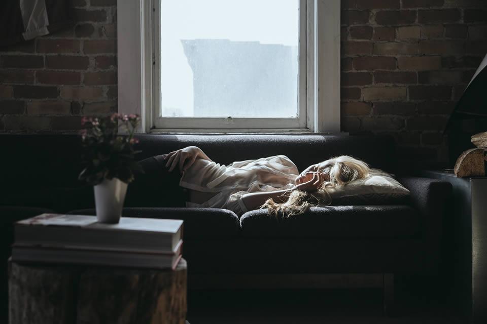Come prendere sonno: importanza del buio