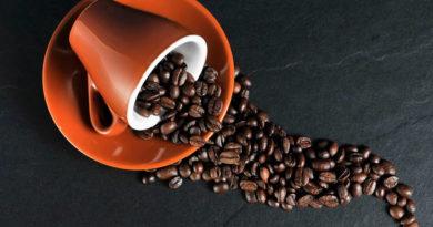 Tazzina di caffe: contenuto