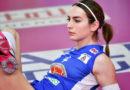 Alessia Ameri: pallavolista e modella