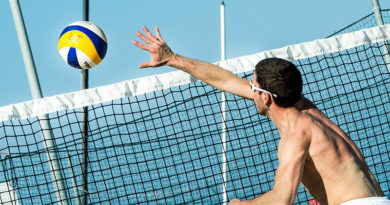 Sport estivi: beach volley