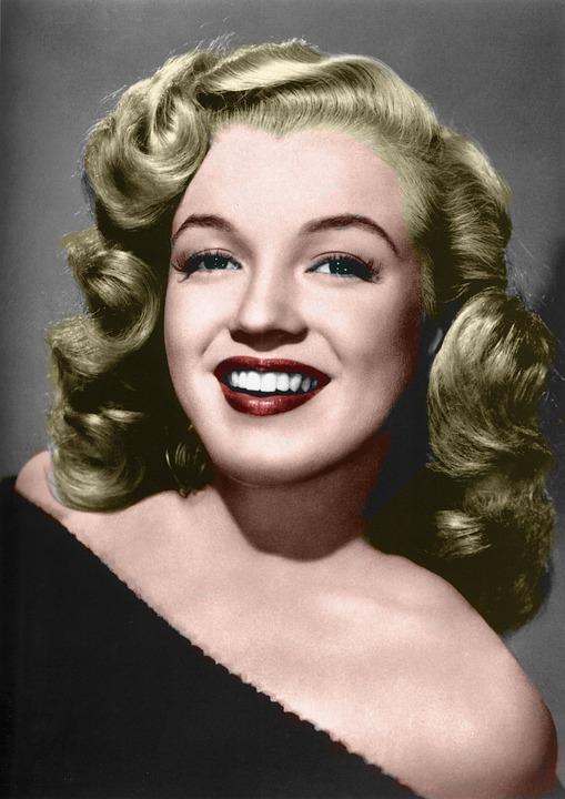 Trucco vintage; Marilyn Monroe