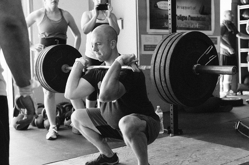 potenziamento atletica: strappi slanci e girate